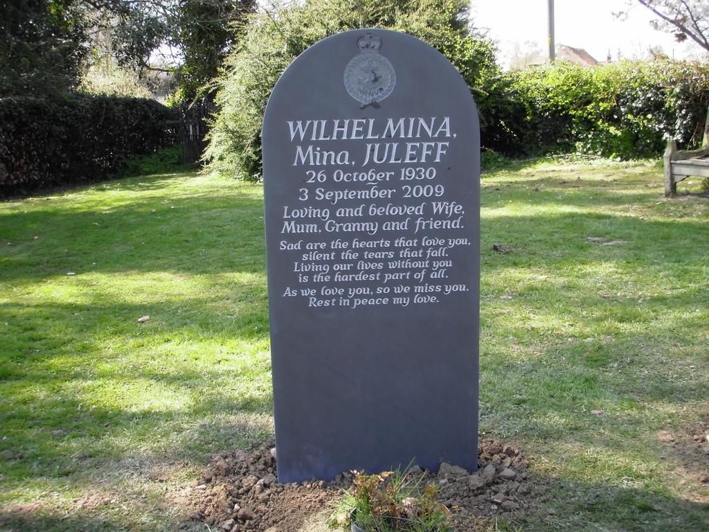 Black slate headstone Royal Marines badge -hand carved letters.jpg