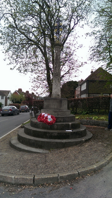 Elham War memorial - before.jpg