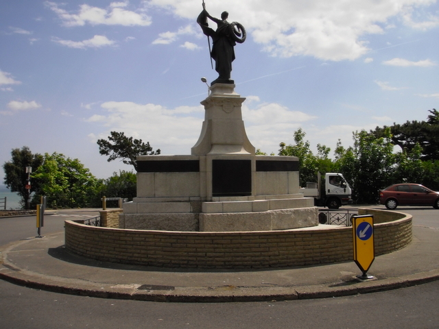 Folkestone War memorial- restored.jpg